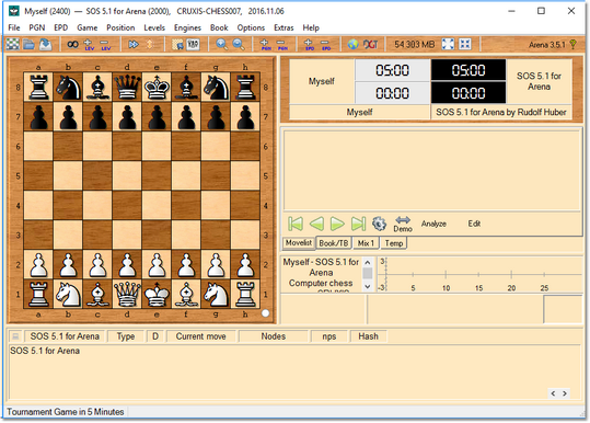 Houdini 6 Chess Engine